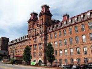 Harmony Mills Building