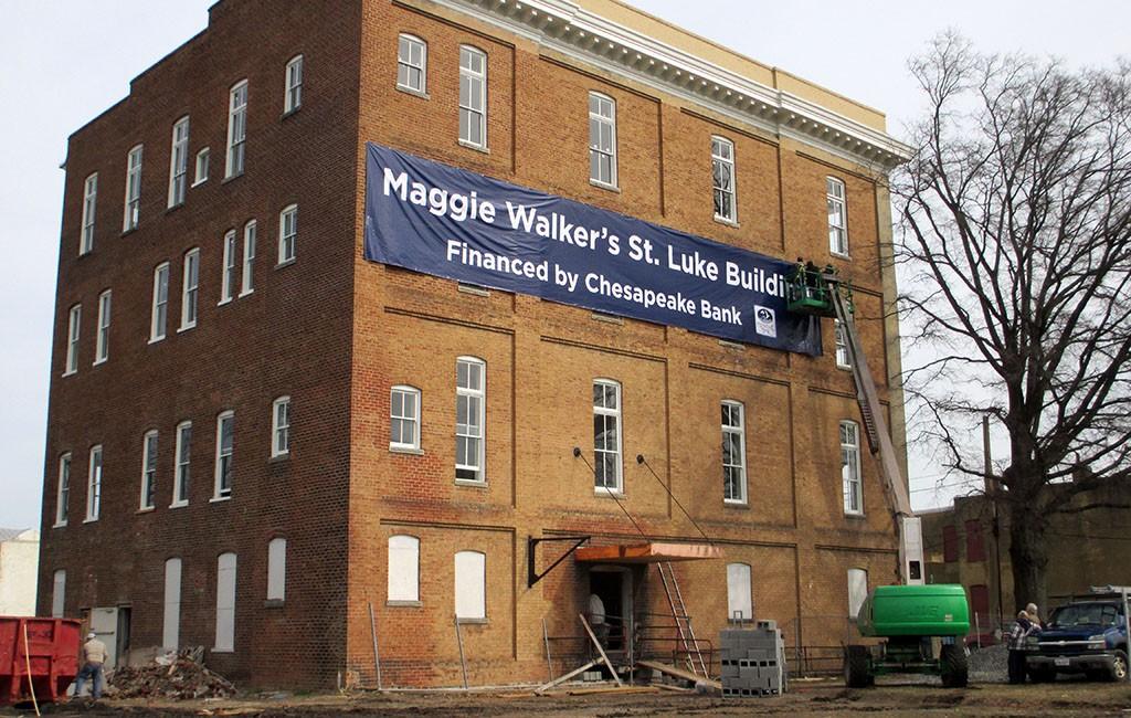 St Luke Building